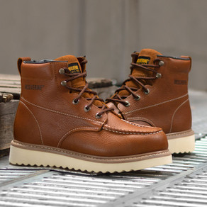"Why We Love the Men's Wolverine Moc-Toe 6"" Work Boot"