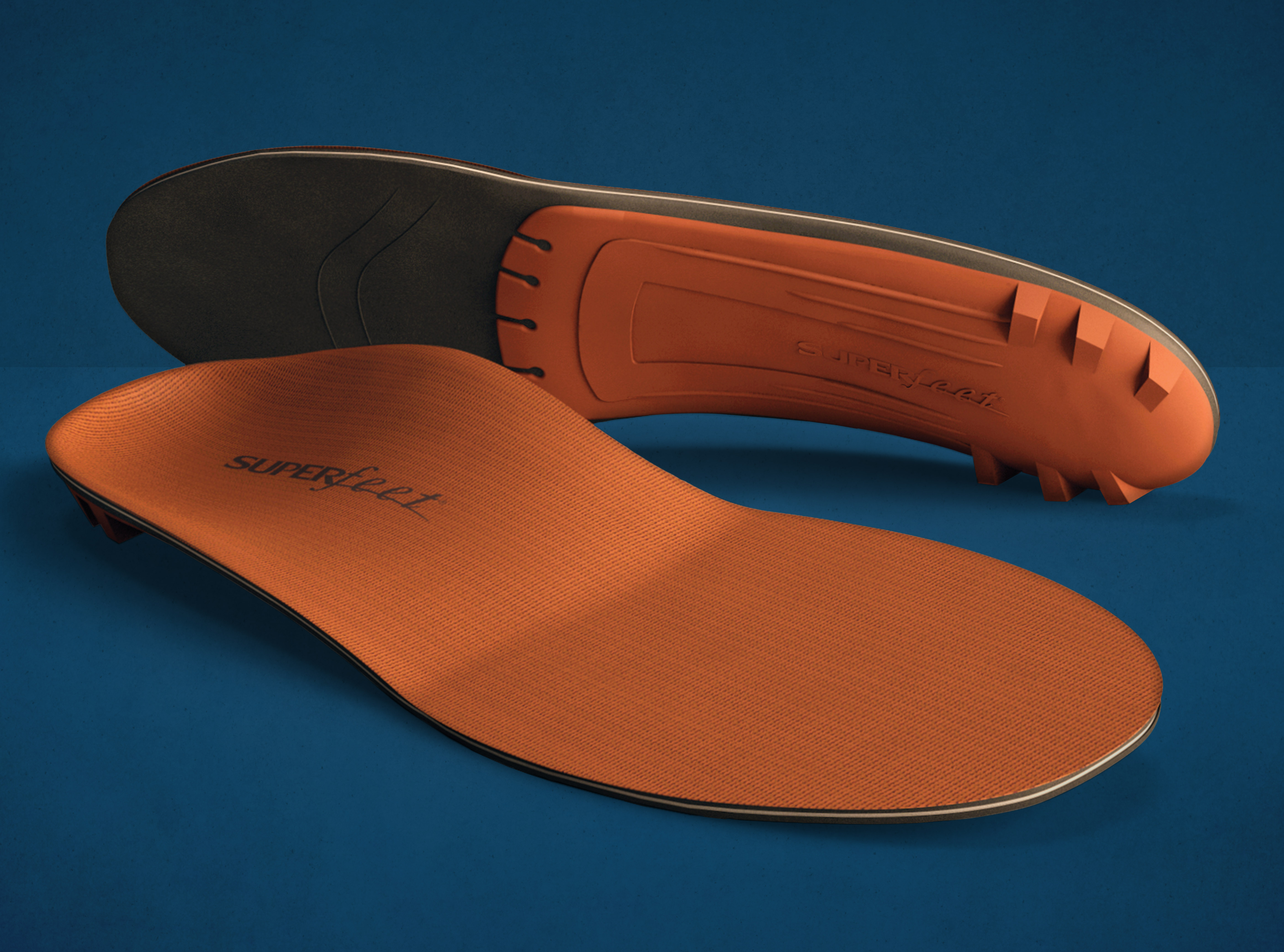 Superfeet Synergizer Copper Insoles