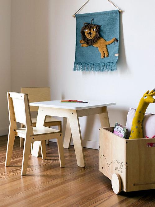 Conjunto de mesa RENATA y 2 sillas