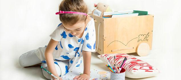 Muebles para niños Pipa