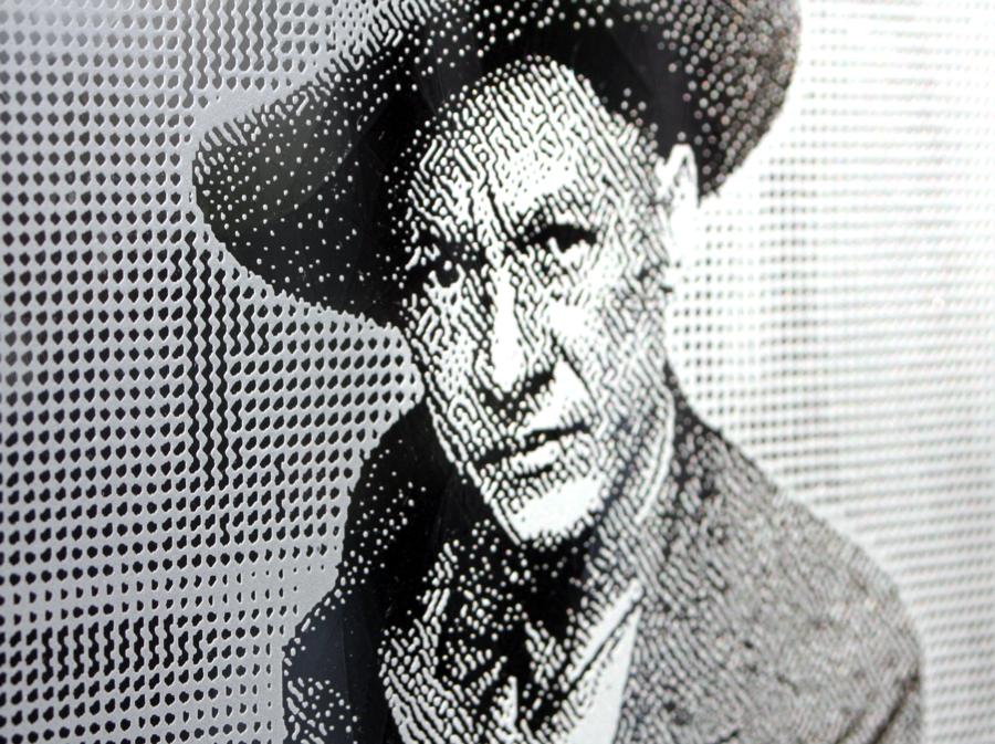 A.C. Sandino (detail)