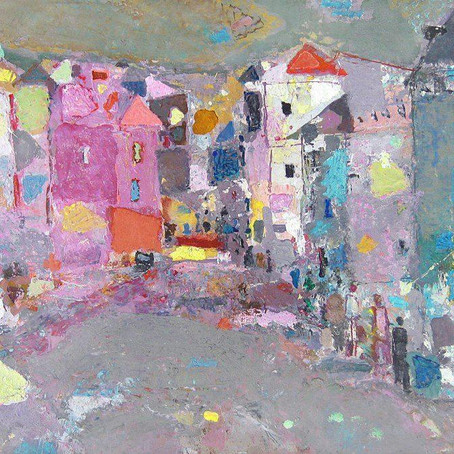 Vladimir Karnachev: paintings