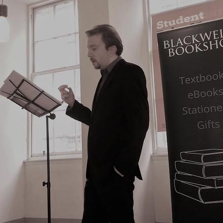 Mark Bolsover: a poem