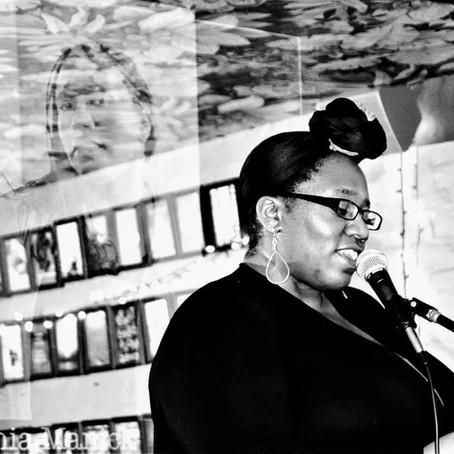 Cynthia Manick: a poem