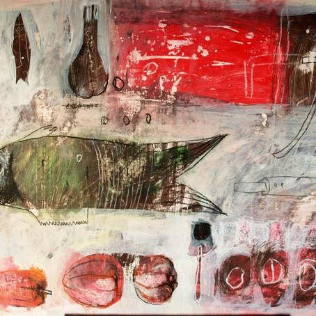 Malgorzata Lazarek: paintings