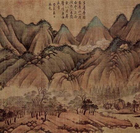 Ian Heffernan: three Tang poems