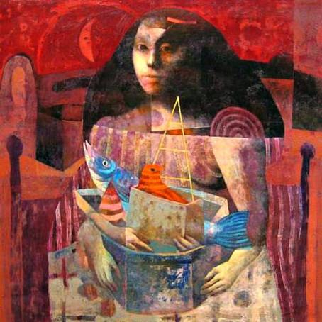 Joselito Sabogal: paintings