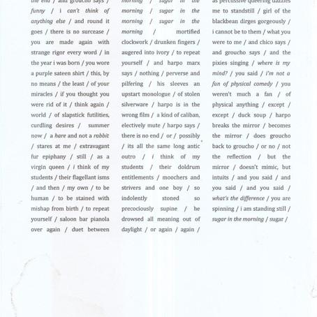 Fran Lock: a poem