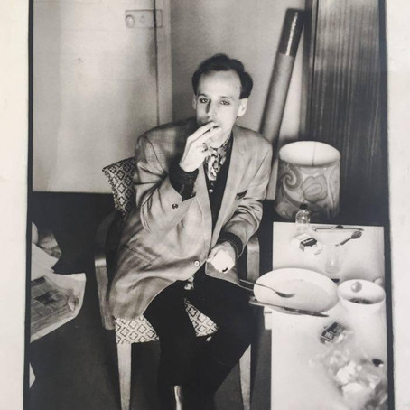 Bruce Bromley: an essay