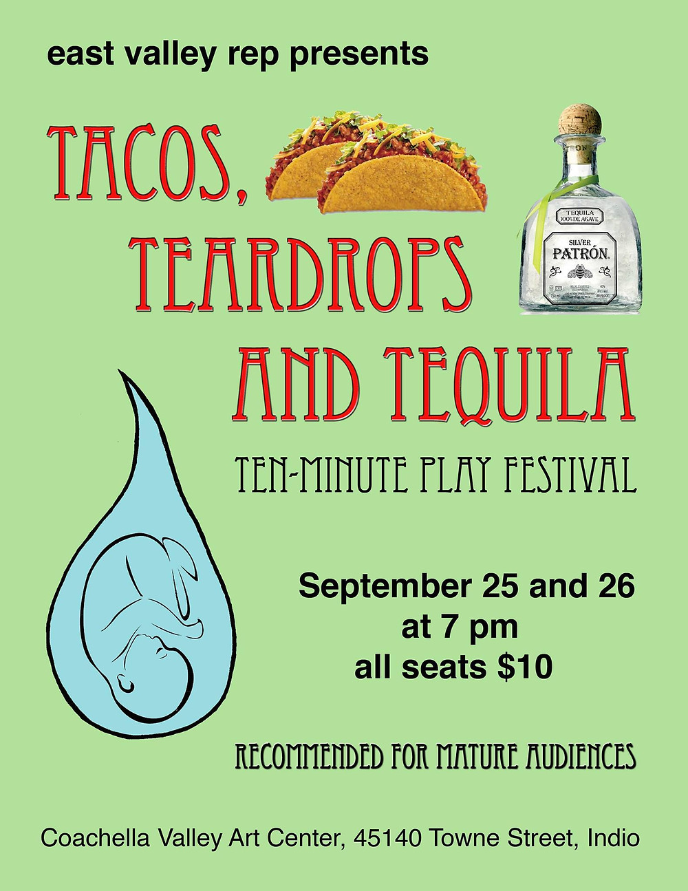 Tacos, Teardrops, and Tequila East Valley Rep