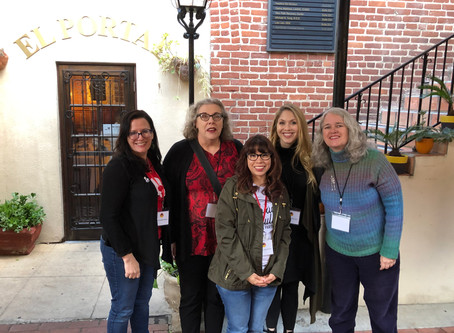 Women Horror Writers Unite!