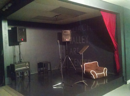 Writing for the stage: Workshops with East Valley Repertory Theatre Company