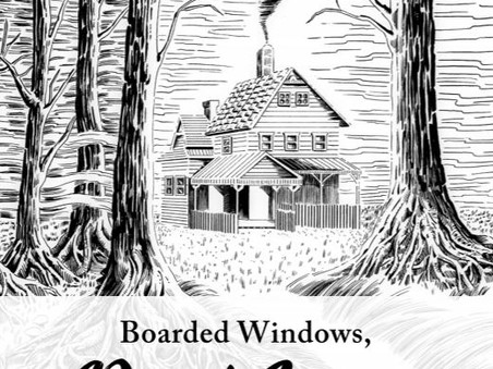 Book Review: 'Boarded Windows, Dead Leaves'