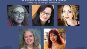LitFest Pasadena women in horror panel