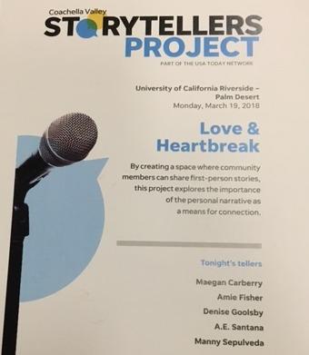 Storytellers program