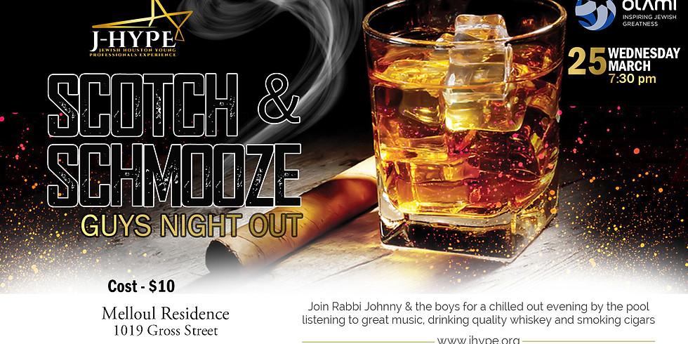 Scotch & Schmooze