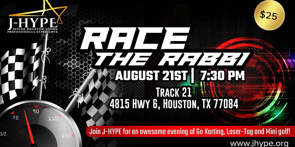 Race The Rabbi