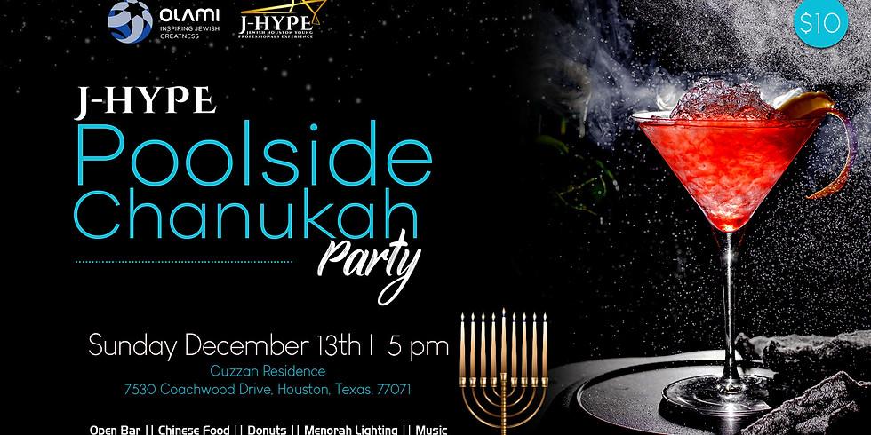 J-HYPE Chanukah Party