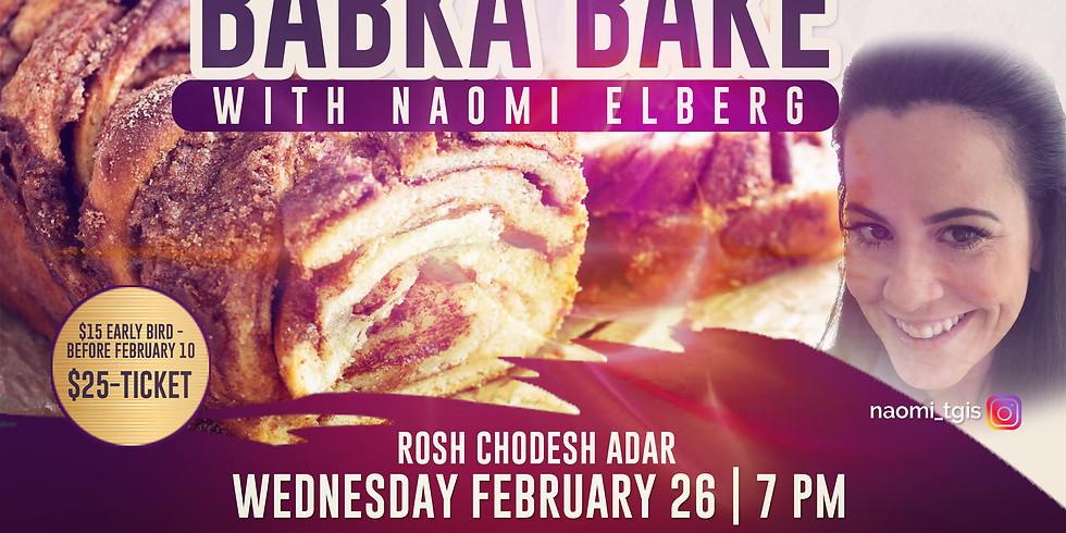 The Great Big Babka Bake