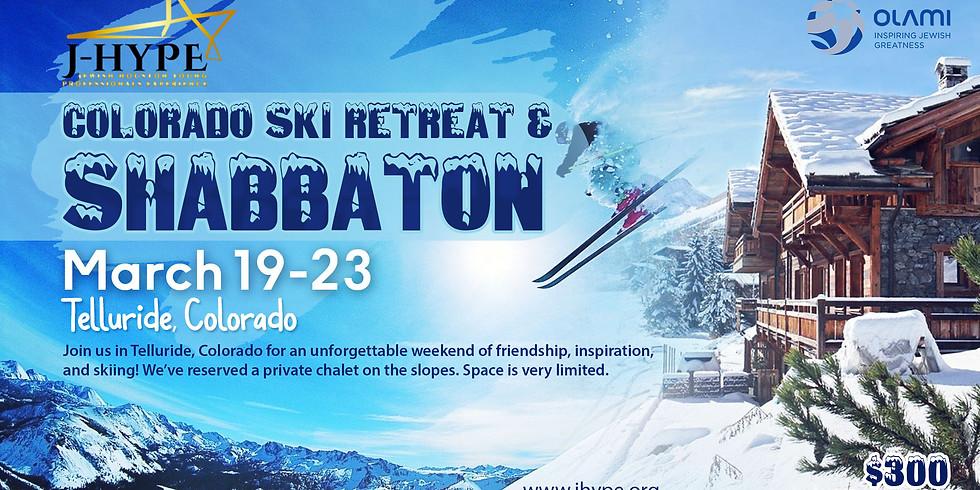 Colorado Ski Retreat & Shabbaton