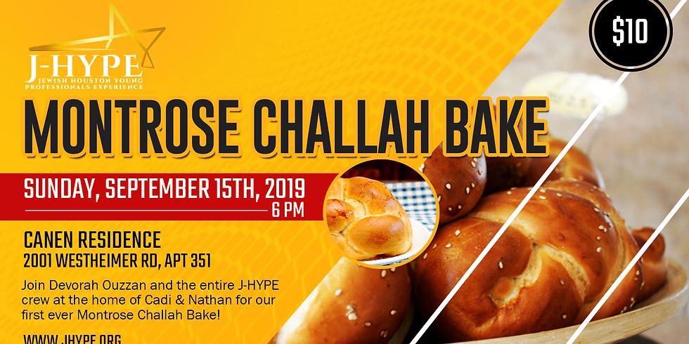Montrose Challah Bake