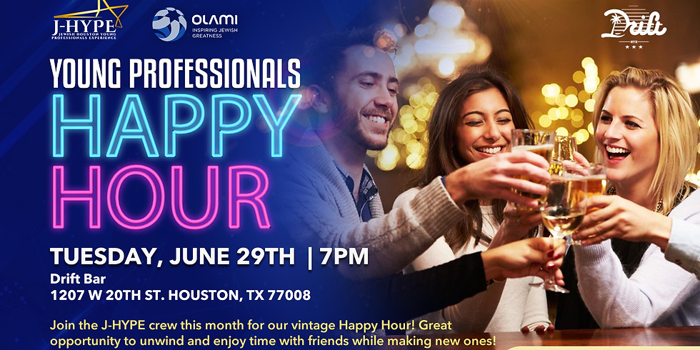 Young Professionals Happy Hour