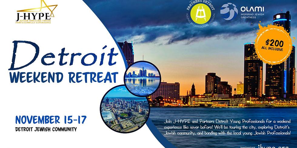 Detroit Weekend Retreat
