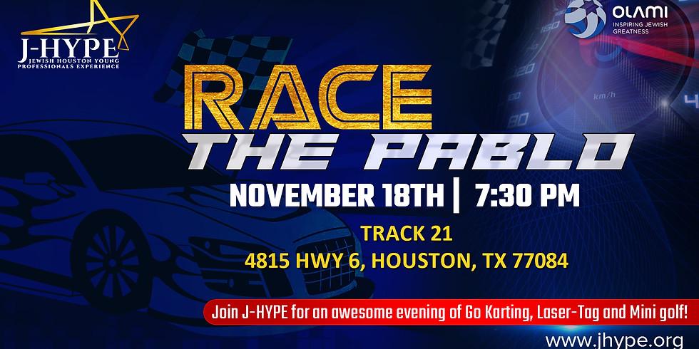 Race The Pablo