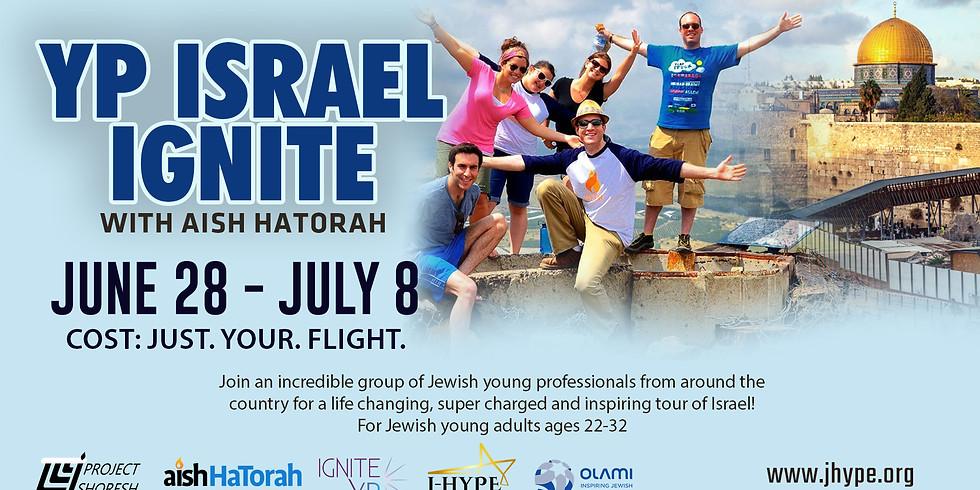 J-HYPE ISRAEL 2020