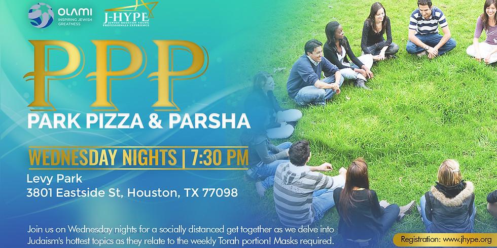 Park, Pizza & Parsha