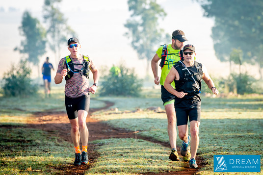 Dream Trail run 2019