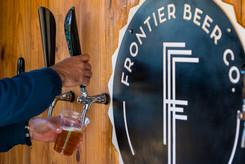 Frontier beer co