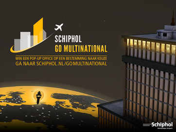 Schiphol | Go Multinational