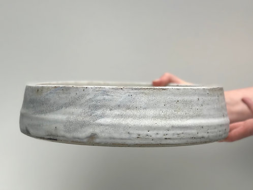 Straight Sided serving dish