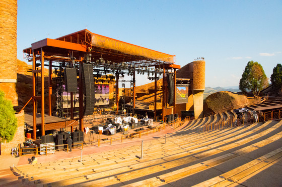 Music :: Red Rocks Amphitheatre + Budos Band - Part 1 (Sound Check)
