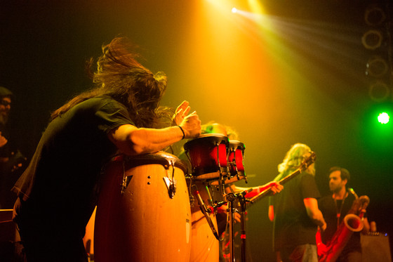 Music :: Budos mayhem hits the Gothic Theatre