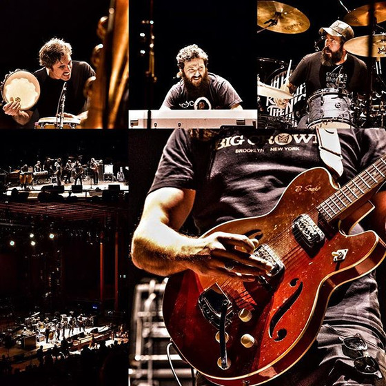 Music :: Red Rocks Amphitheatre + Budos Band - Part 2 (Show Time)