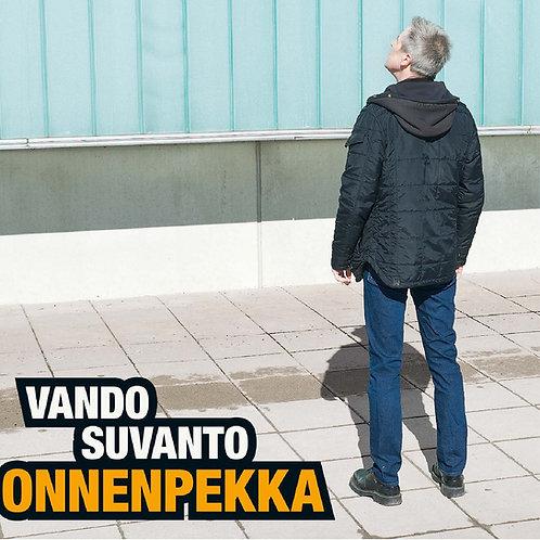 Vando Suvanto: Onnenpekka  (RISCD 015)  v. 2012