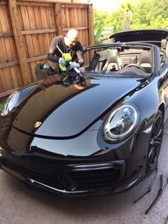 Windshield Replacement Porsche