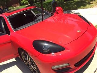Panamera Porsche Windshield Replacement