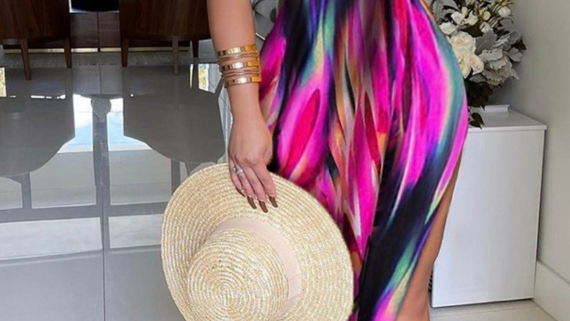 Vacation Bae Maxi Dress