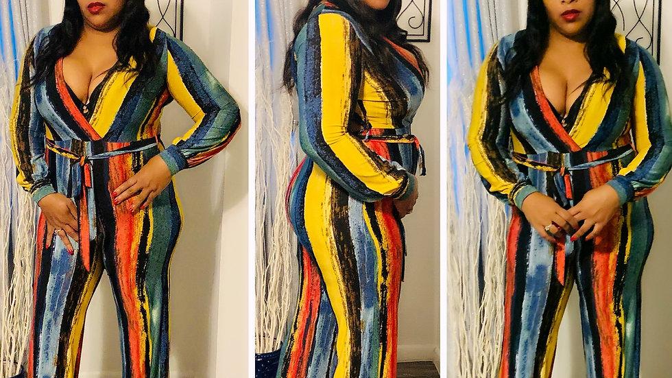 Taste The Rainbow Jumpsuit