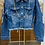 Thumbnail: Slight Slay Chain Denim Jacket