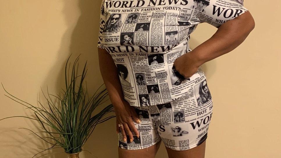World News Short Set