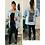 Thumbnail: Shredded Swag Denim Jacket