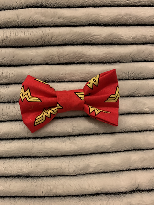 SALE Small Bow - Wonder Woman