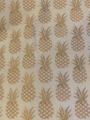 SALE Medium Bow - Pineapple