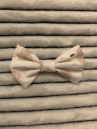 SALE Small Bow - Cloud