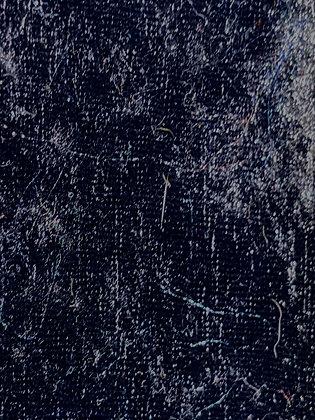 SALE Medium Bow - Black velvet