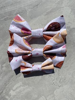 Holey Donuts bow tie